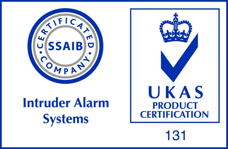 SSAIB registered alarm company